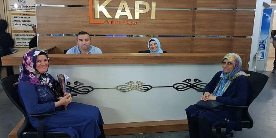Açık Kapı Projesi Gebze ve Darıca'da başladı