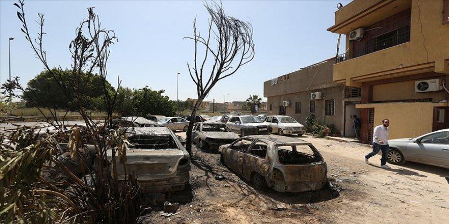 Libya'nın başkenti Trablus için 'yıpratma savaşı' sürüyor