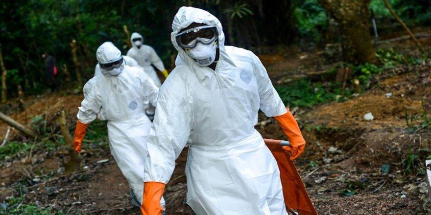 Eboladan ölenlerin sayısı 1984'e yükseldi