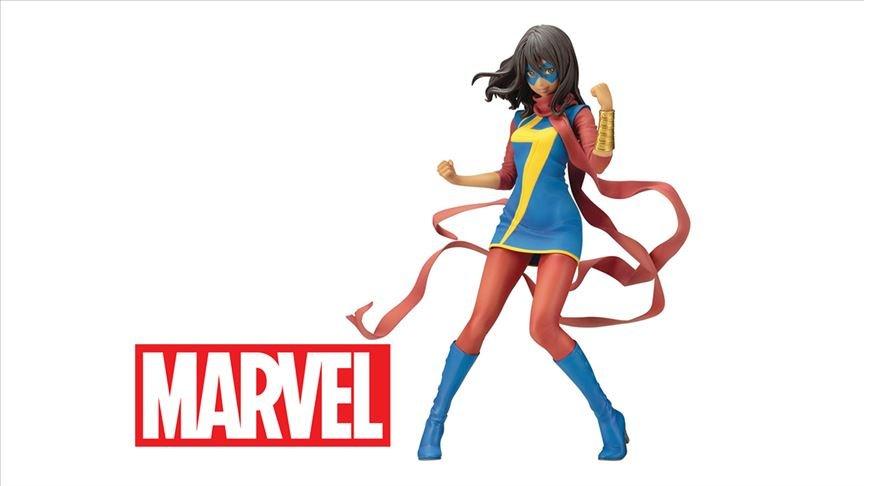 Marvel'in ilk Müslüman süper kahramanı ekranla buluşacak