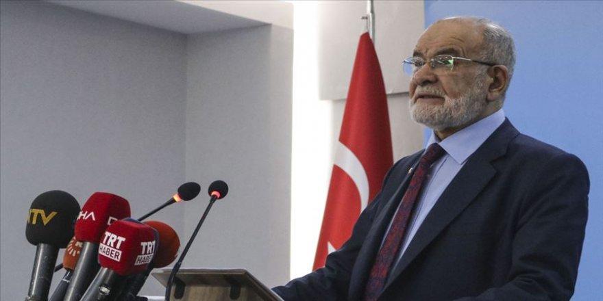Karamollaoğlu'ndan 'pasaport' açıklaması