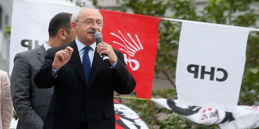 CHP Genel Başkanı Kılıçdaroğlu: İmamoğlu'nu yeniden belediye başkanı seçeceğiz