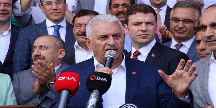 Yıldırım: Türkiye, krallar ülkesi değil, kurallar ülkesidir
