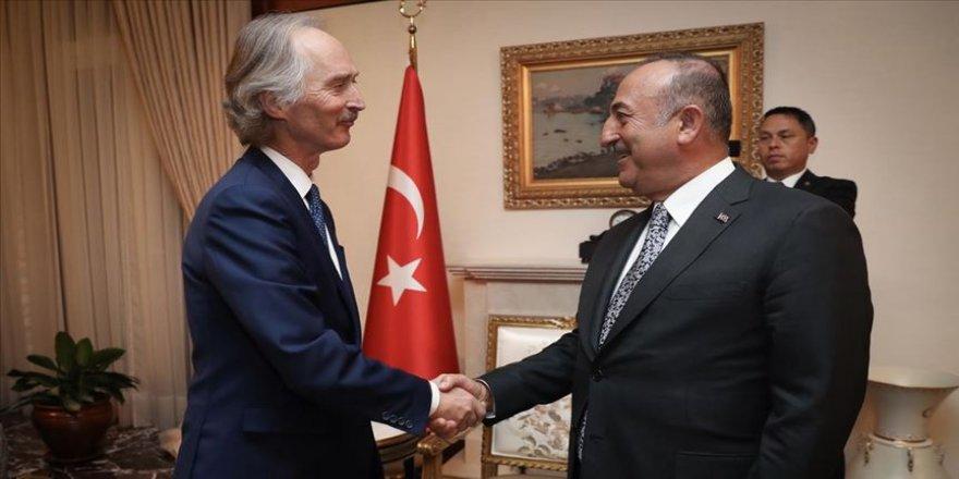 Bakan Çavuşoğlu'ndan diplomasi trafiği