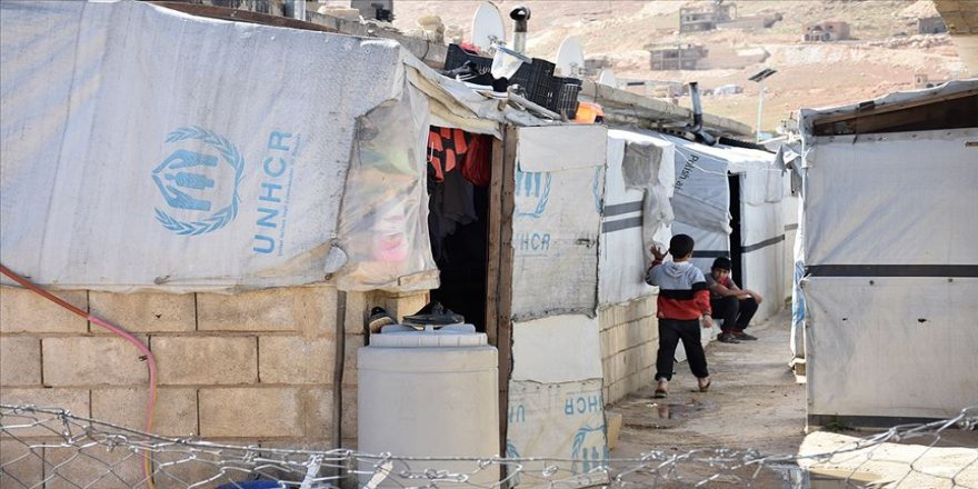 Arsal'da binlerce Suriyeli evsiz kaldı