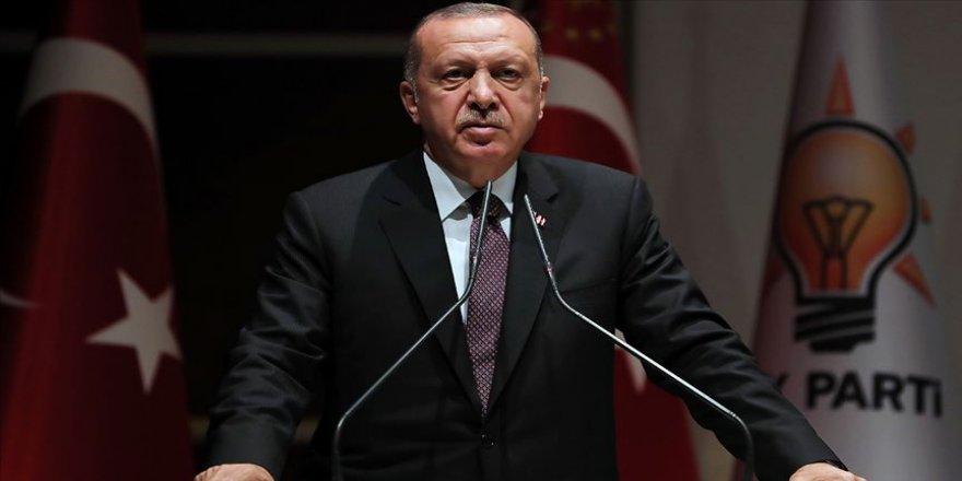 Cumhurbaşkanı Erdoğan: Türkiye S-400'ü almıştır, bu işi bitirdik