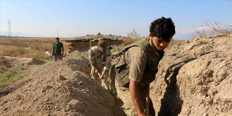 İdlib'de rejim güçlerine karşı operasyon