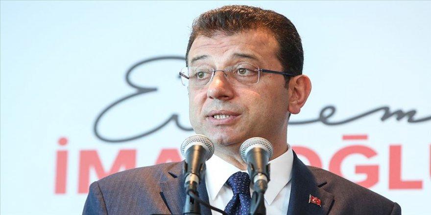 İmamoğlu: İstanbul'u herkesin yaşamaktan mutlu olacağı bir kent haline getireceğiz
