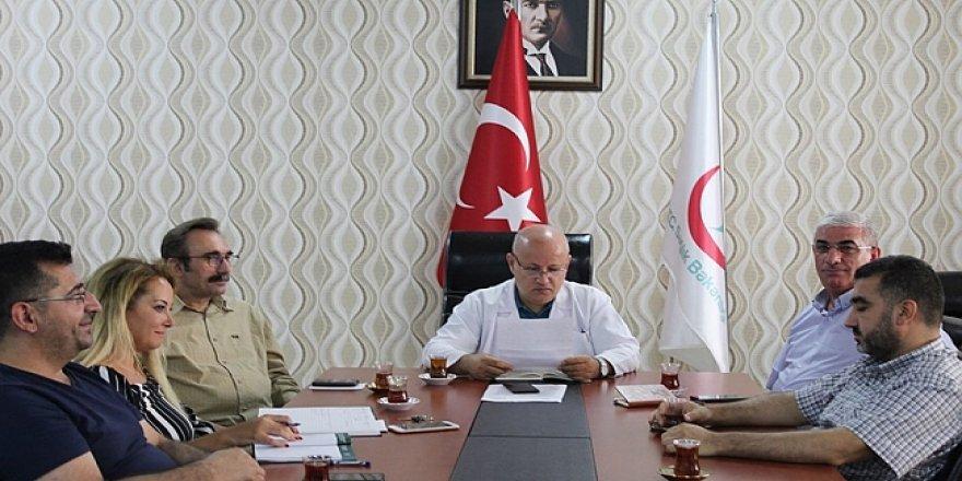 Farabi'de yönetim toplantıları sürüyor
