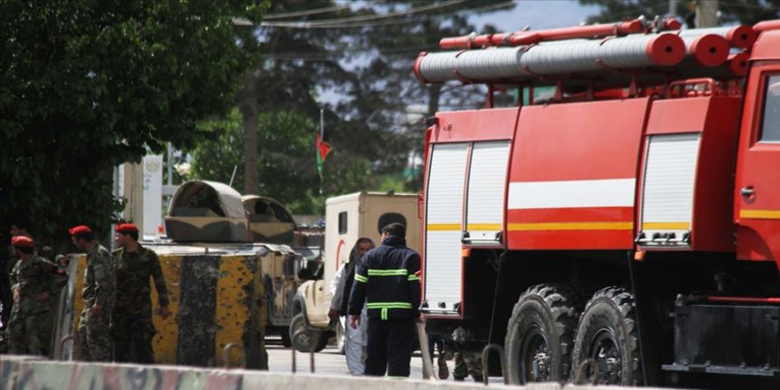 Afganistan'da intihar saldırısı: 9 ölü