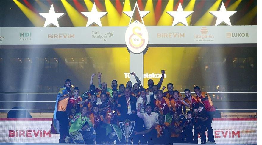 Galatasaray Instagram'da etkileşim rekoru kırdı
