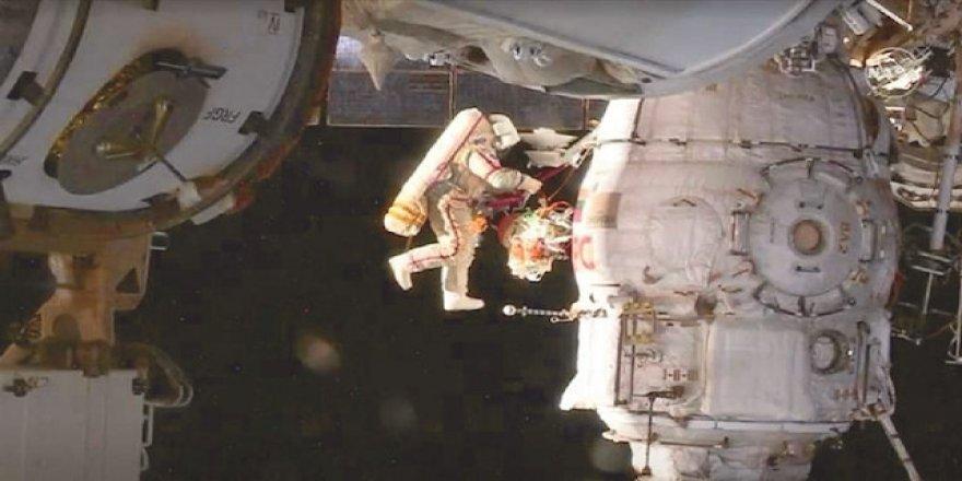 Uzaya gidiş-dönüş 60 milyon dolar