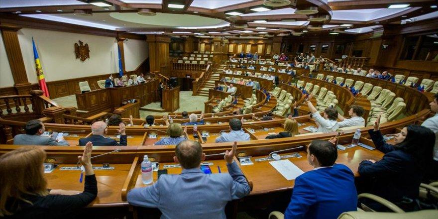 Moldova'da anayasa krizi