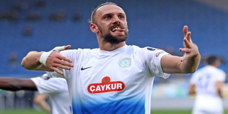 Vedat Muriç, Galatasaray'ı istiyor