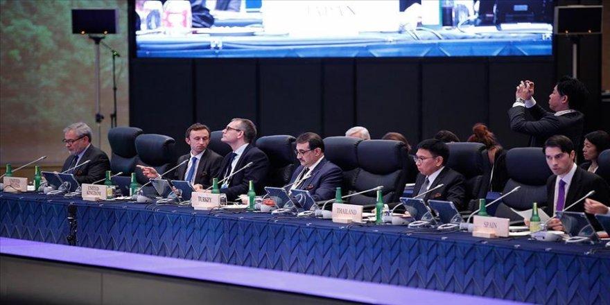 Enerji ve Tabii Kaynaklar Bakanı Dönmez: Enerjiye erişim aksiyon planının sahiplenilmesi önemli