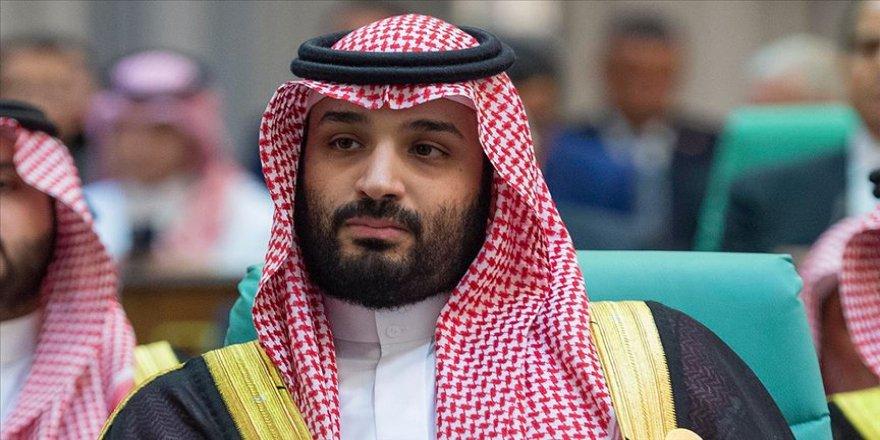 Veliaht Prens'ten 'İran'a yönelik kararlı tavır' çağrısı