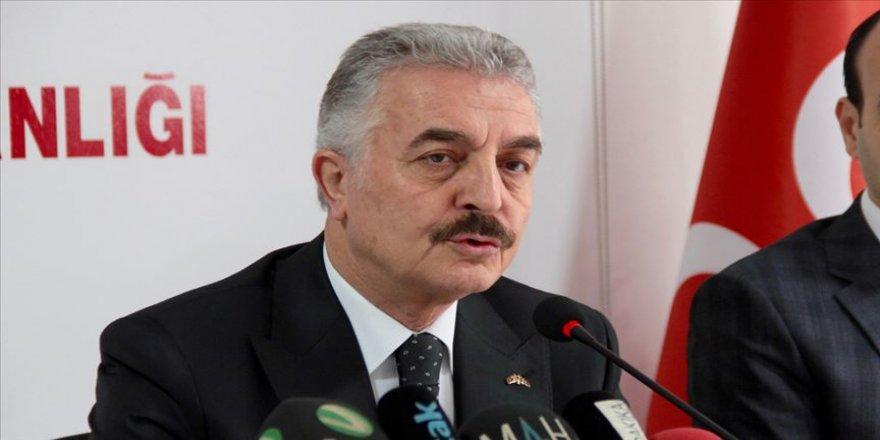 MHP Genel Sekreteri Büyükataman: MHP Genel Başkanı emir almaz
