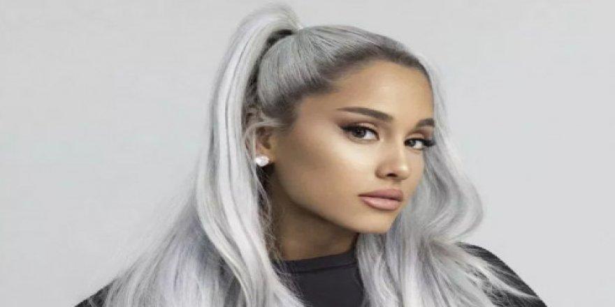 Ariana Grande kürtaj yasağı protestosuna katıldı
