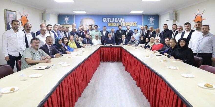 AK Parti'nin yeni meclisi