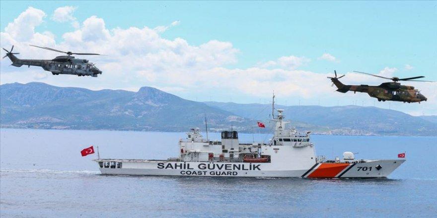 Sahil Güvenlik Komutanlığı 37 yaşında