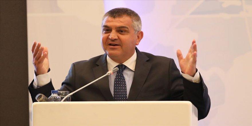 Dışişleri Bakan Yardımcısı Kaymakcı'dan Doğu Akdeniz tepkisi