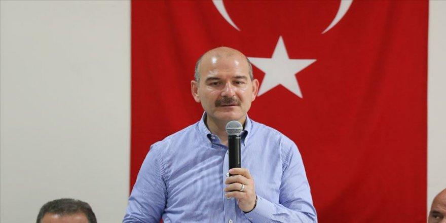 İçişleri Bakanı Soylu: İmamoğlu, neredeyse 'Marmaray'ın ihalesini ben yaptım' diyecek