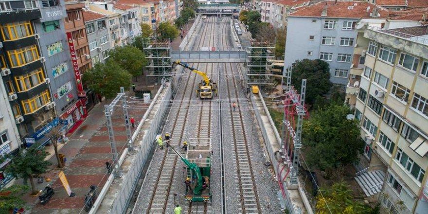 Raylı sistem inşasında İstanbul dünyada bir numara'