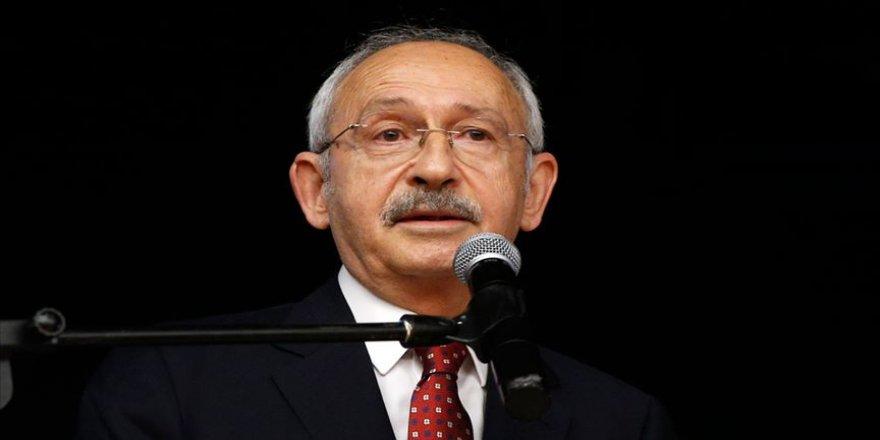 CHP Genel Başkanı Kılıçdaroğlu: O otelin yöneticilerinin derhal istifa etmesi lazım