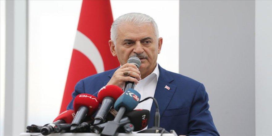 AK Parti İstanbul Büyükşehir Belediye Başkan Adayı Yıldırım: PKK ve FETÖ aynı yerden emir almaktadır