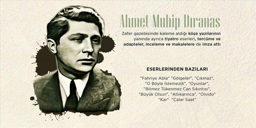 'Aşkın, doğanın ve hüznün şairi': Ahmet Muhip Dıranas