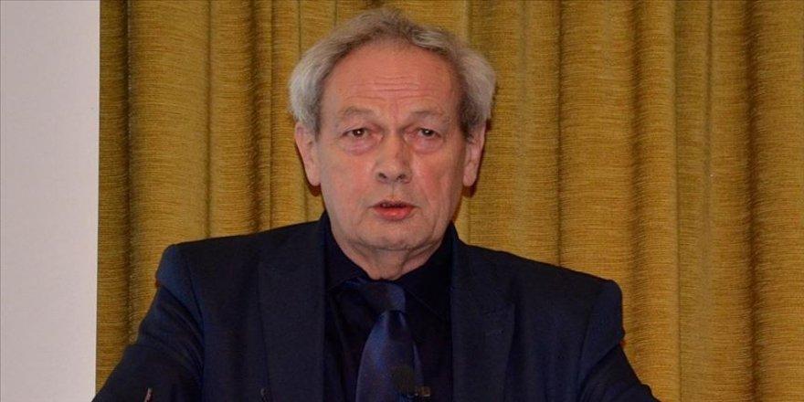 Türkiye dostu ünlü tarihçi Prof. Dr. Norman Stone yaşamını yitirdi