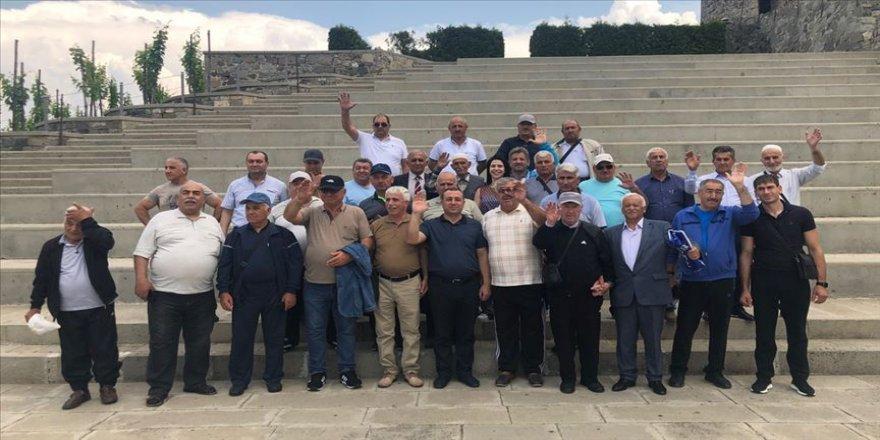 Ahıska Türkleri 75 yıl aradan sonra ana vatanlarında