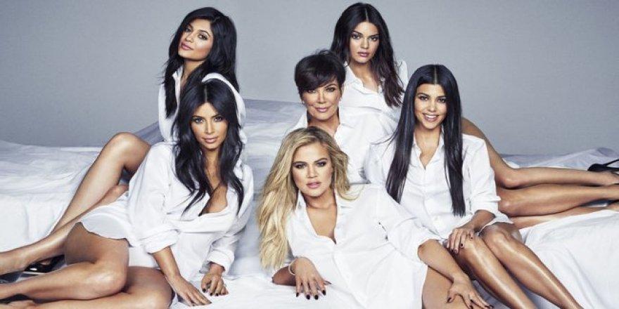 Kardashian ailesi tatilde