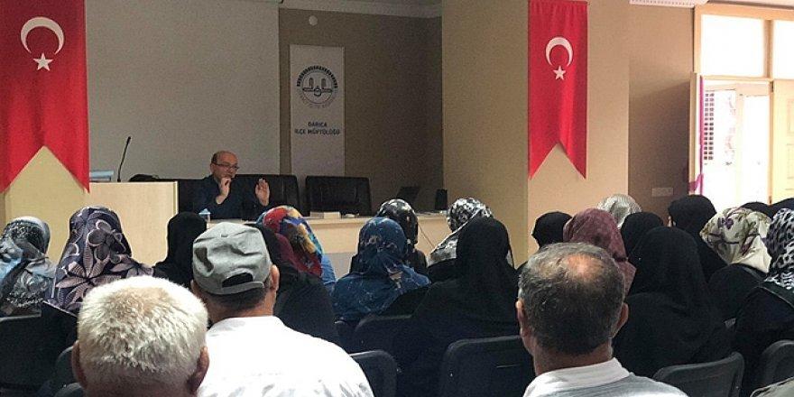 Kadıoğlu'ndan hacı adaylarına uyarı