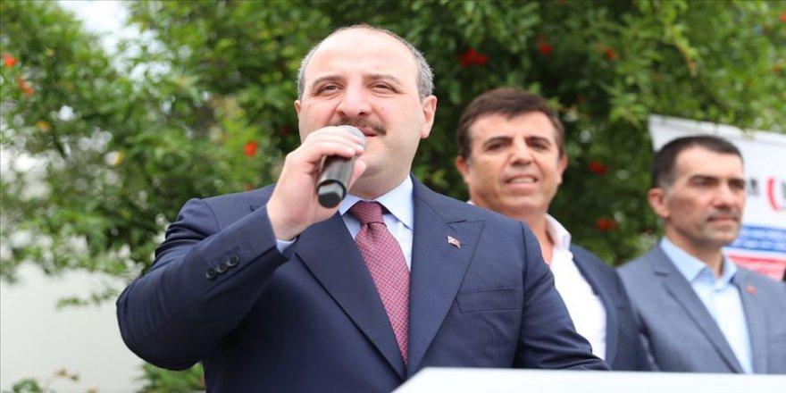 Bakan Varank: Türkiye'nin aleyhine düşünenler, belediye seçiminin ötesinde görüyor