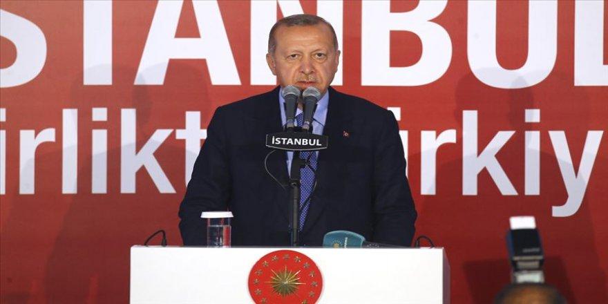 Erdoğan'dan İstanbullulara sandığa gidin çağrısı