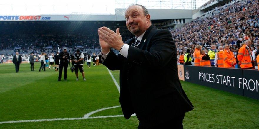 Newcastle United, Rafael Benitez ayrılığını açıkladı