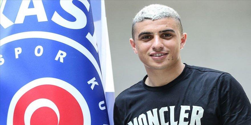 Karim Hafez bir sezon daha Kasımpaşa'da