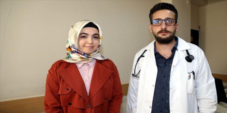 Ağır astım hastası doktor 3 seanslık yöntemle 'nefes' buldu