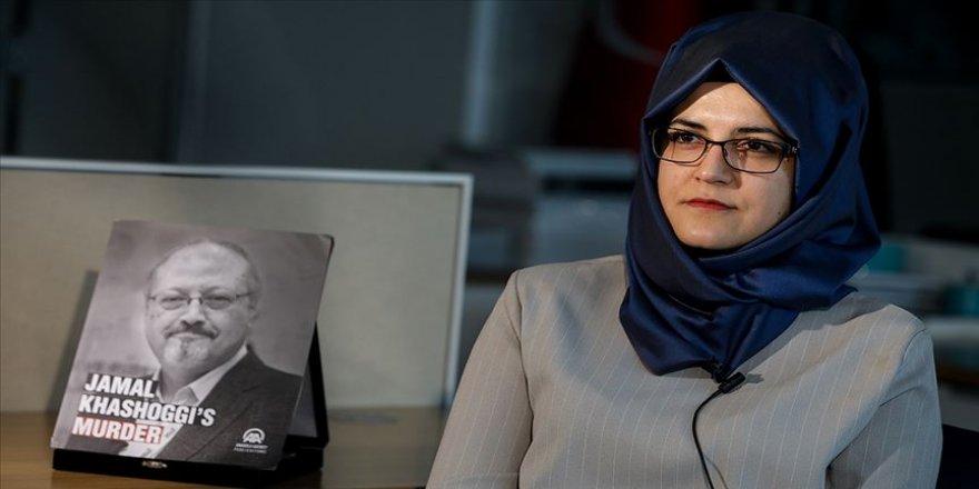 Cemal Kaşıkçı'nın nişanlısı Cengiz: Suudi Arabistan'daki soruşturmanın meşruiyeti kalmadı