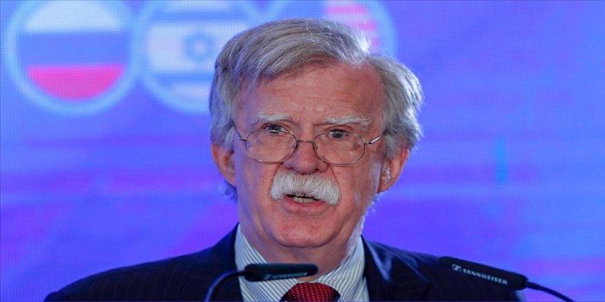 Bolton'ın görevden alınmasında 'Taliban' iddiası