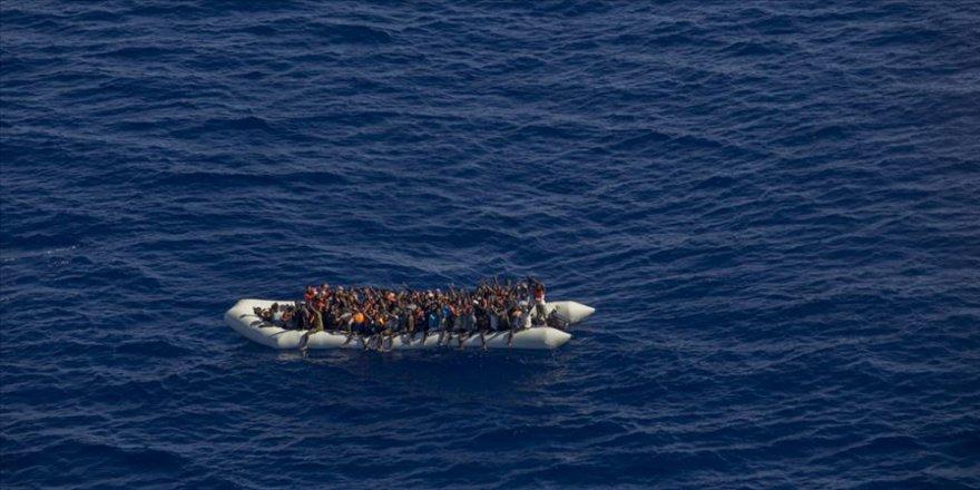 Akdeniz'de kayıp düzensiz göçmenlerden yüzde 75'inin akıbeti meçhul