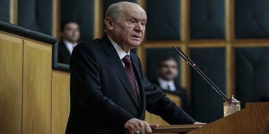 MHP Genel Başkanı Bahçeli: MHP'nin terörizme bakışı nettir ve değişmesi imkansızdır