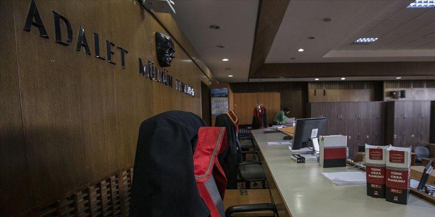 Eski HSYK üyesi Şen'e FETÖ üyeliğinden 10 yıl hapis