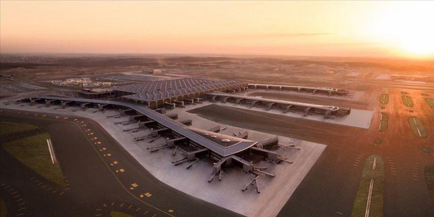 İstanbul Havalimanı 'yılın havalimanı' olmaya aday