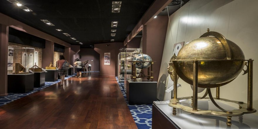 İslam bilginlerinin icatları bu müzede