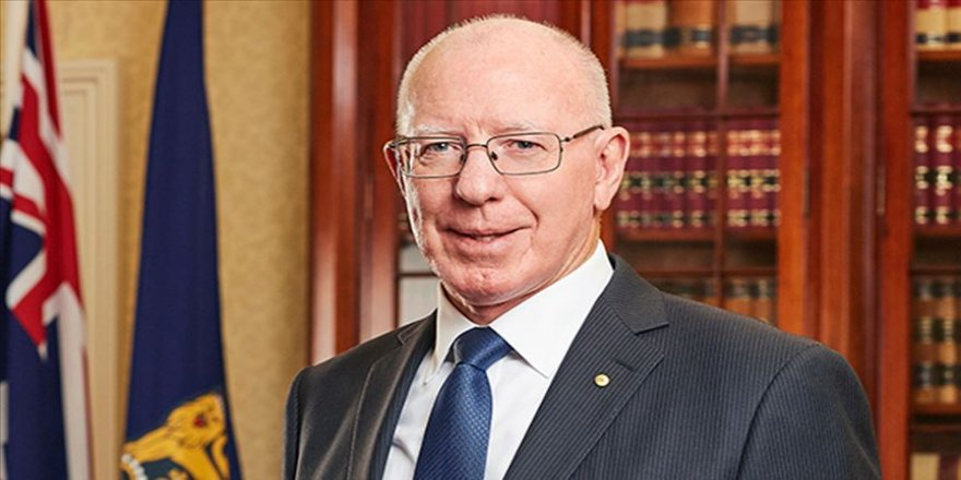 Avustralya'da Genel Vali değişikliği