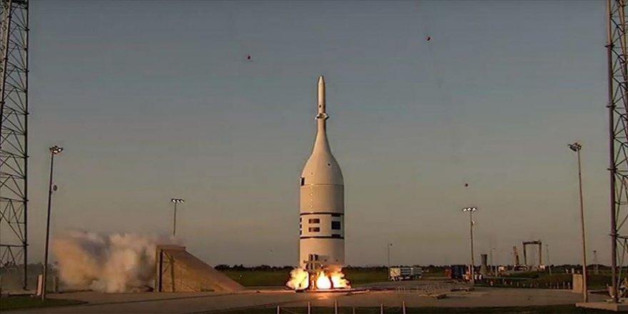 NASA Orion uzay aracının tahliye testini gerçekleştirdi