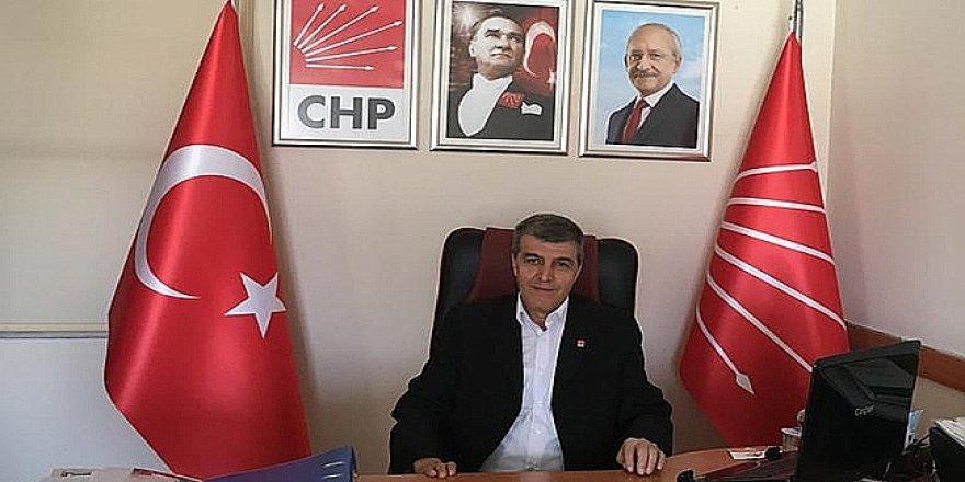 CHP'de pazar yeri eleştirisi