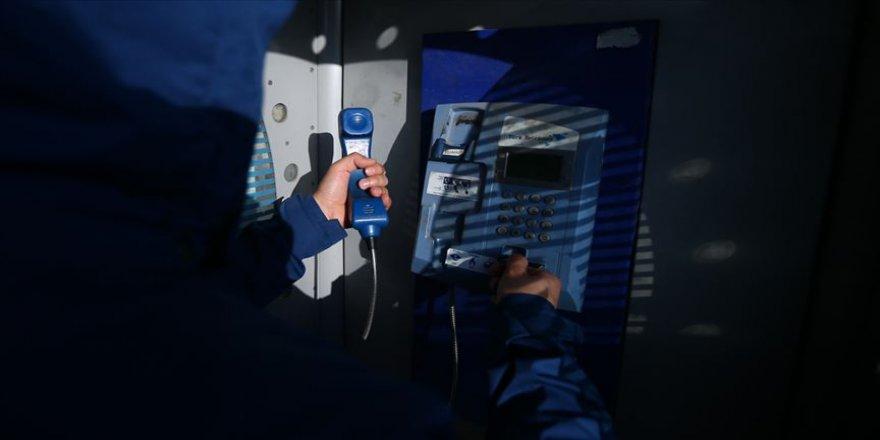 FETÖ'ye yönelik ankesörlü telefon operasyonu